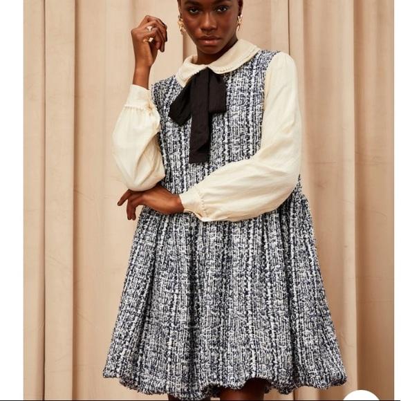 BRAND NEW Sister Jane Tweed Dress